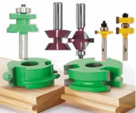 Tongue & Groove Cutter Set